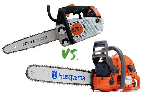 Stihl Vs Husqvarna Chainsaw: What Makes A Quality Chainsaw